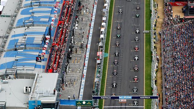 Resultado de imagen de Gran Premio de F1 Australia 2018